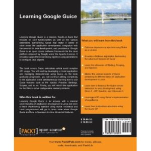 Learning_Google_Guice_Back_page
